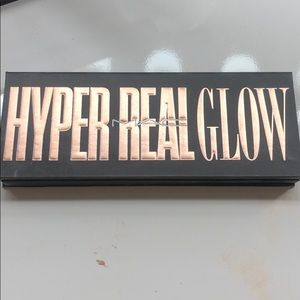 Hyper real glow